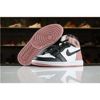 72eaafc623f375 Men s Size Air Jordan 1 High OG NRG Rust Pink For Sale