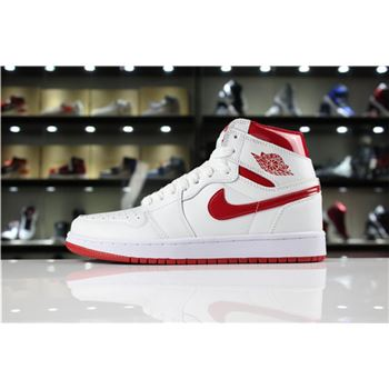 3d38fa973b58d3 Air Jordan 1 Retro High OG Metallic Red White Varsity Red 555088-103