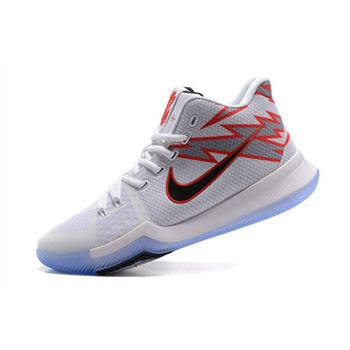 25dedf1ca5b7 Men s Nike Kyrie 3 Greased Lightning PE Basketball Shoes