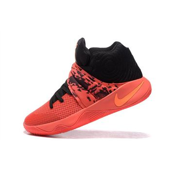 free shipping a123b c8e00 Nike Kyrie 2 Inferno Bright Crimson Atomic Orange-Black For Sale