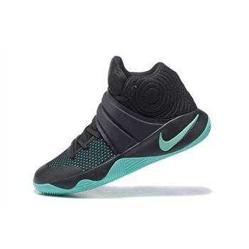 04397f33b47 Nike Kyrie 2 Kyrie-Oke Black Green Glow For Sale