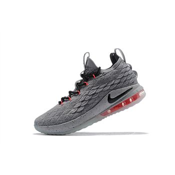 f91988c746f Nike LeBron 15 Low Flight Pack Cool Grey Black-Teal Tint-Sunset Pulse